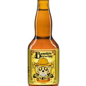 Craft beer quito ecuador honey ginger bandido brewing cerveza artesanal