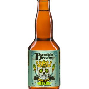 hop rey ipa craft beer quito ecaudor cerveza artesanal bandido brewing
